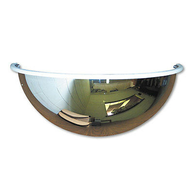 Half-Dome Convex Security Mirror, 18'' dia.