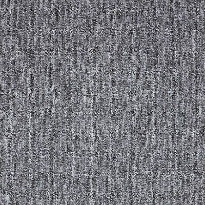 New Paragon Grey Pewter Macaw Light Commercial Carpet Tiles. 5M2 Per Box.