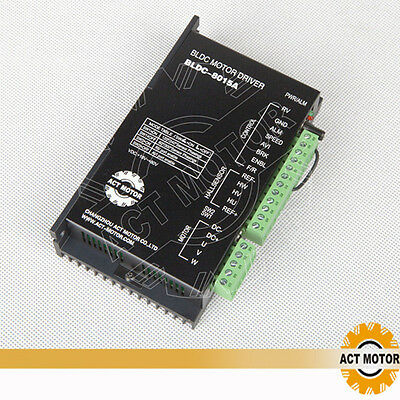 ACT Motor GmbH 1 Stck Brushless DC Motor Driver/Treiber BLDC-8015A,24-50VDC 2.0A