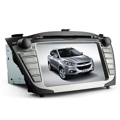 For Hyundai IX35 7 Inch HD 1080P Auto Radio Car DVD Player GPS Navigation Stereo