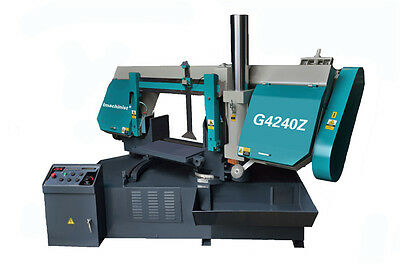 "15-1/2"" Inch Single Miter Cutting Horizontal Band Saw Machines for Metal"