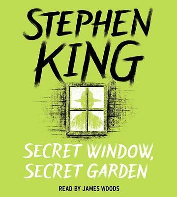 Secret Window, Secret Garden by Stephen King 9781508218609 (CD-Audio, 2016)