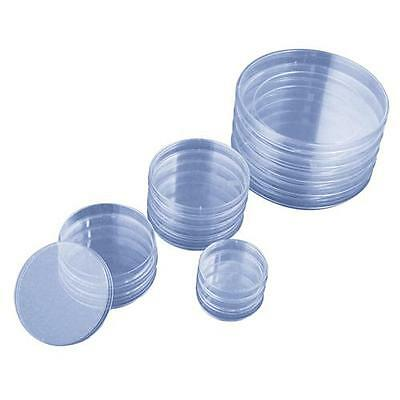 Pack of 5 150 x 15 mm Sterile Petri Dish with Lids - LB Plate Bacterial Yeast