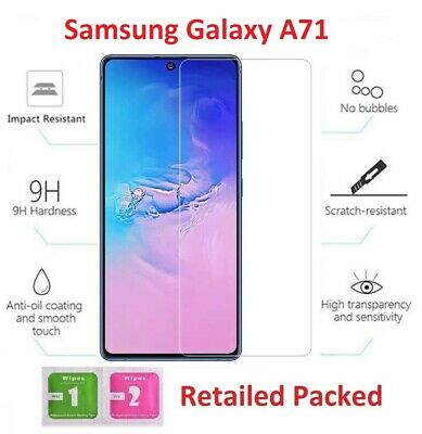 100% Genuine Tempered Glass 9H Screen Protector For Samsung Galaxy A5 2016