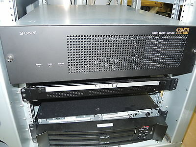 SONY LMT-200 Digital Cienma SERVER with 1.75TB