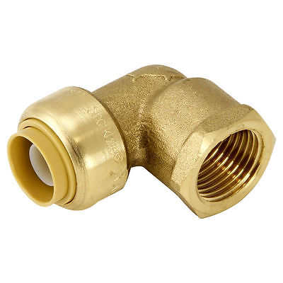 Sharkbite FEMALE ELBOW 16mm Push Fitting PEX Pipe Use Only Rust Resistant