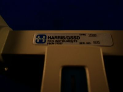 Harris Model 158B Variable  Attenuator   New Old Stock