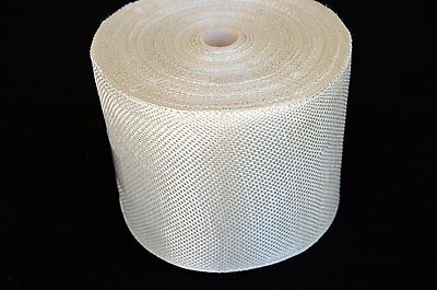 "Fiberglass Cloth Tape, 6 oz, 4"" wide by 50 yards"