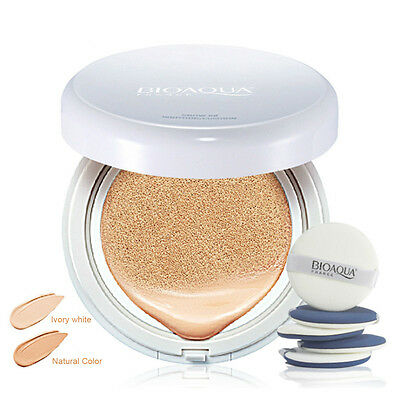 Nude Natural Look Whitening Concealer Makeup Foundation BB Cream Air Cushion CN