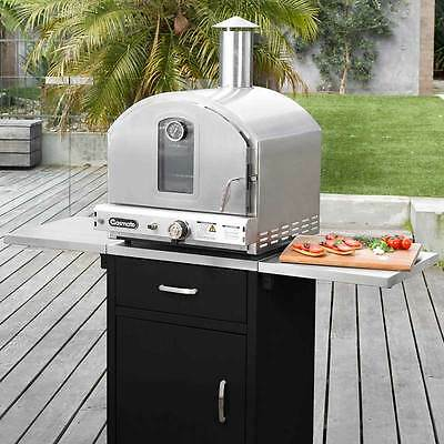 Gasmate Stainless Steel Pizza Oven PO110