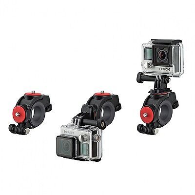 Joby-Action Bike Mount & Light Pack For GoPro and Other Action Video Cameras