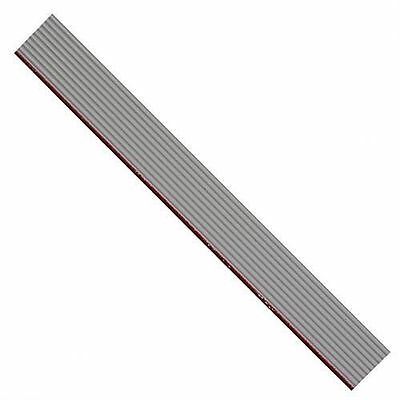 RIBBON FLAT CABLE FOR IDC MULTIPOLAR 28 AWG 10 PIN STEP 1.27 PVC GREY - 2 metres