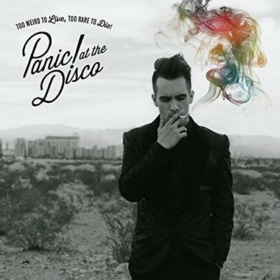 Panic! At The Disco - Too Weird To Live, Too Rare To Die! [CD]