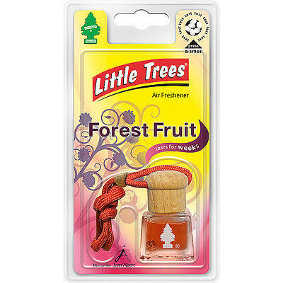 Magic Tree 'little Tree' Air Freshener Bottle Forest Fruit Fragrance