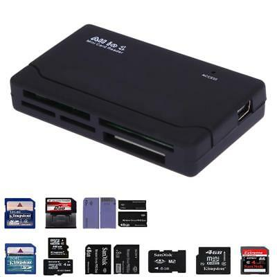 All-In-1 External Memory Card Reader Usb Sd Sdhc Sdxc Mini Sd Micro Sd M2 Mmc Xd