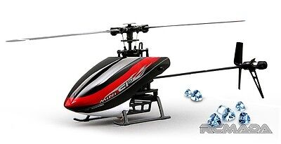 Walkera Mini CP Ultra Micro Collective Pitch flybarless Helicopter Mode 1