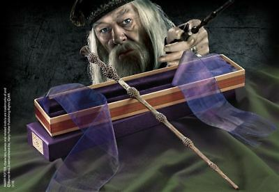 Harry Potter :  ALBUS DUMBLEDORE Wand from The Noble Collection NOB714