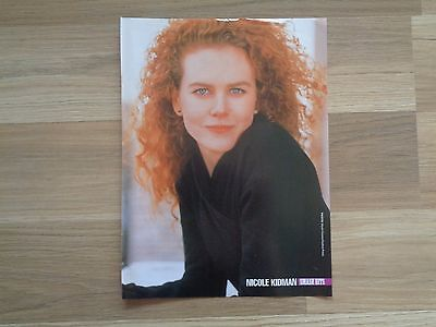 Nicole Kidman_MAGAZINE CLIPPINGS_ships from AUS!_18C