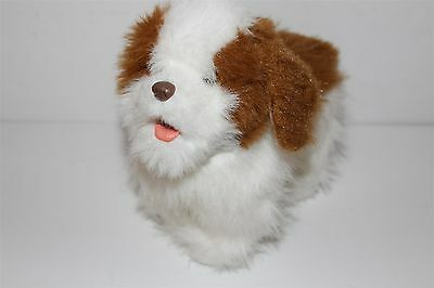 FurReal Friends Walking Puppy King Charles Spaniel Battery Operated Hasbro 2010