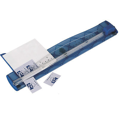 Maped Compact Cut A4 Paper Trimmer Non Slip Precision Blade Ruler Guide Machine