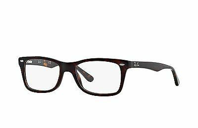 Ray-Ban Reading glasses Rayban Model:  RB5228 Color: Tortoise size 53mm