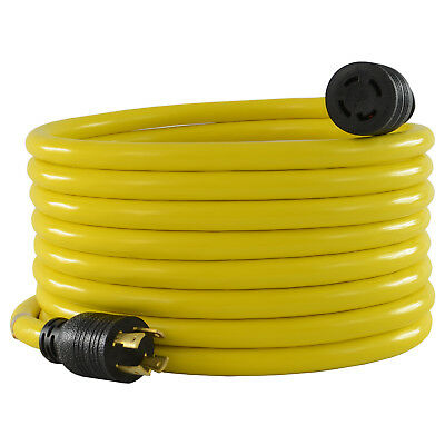 Conntek 20602 NEMA L14-30 30 Amp Generator Extension Cord, 50ft.