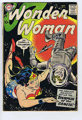 Wonder Woman #99 DC Pub 1958