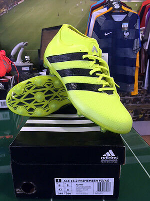 Adidas Ace 16.3 Gialle