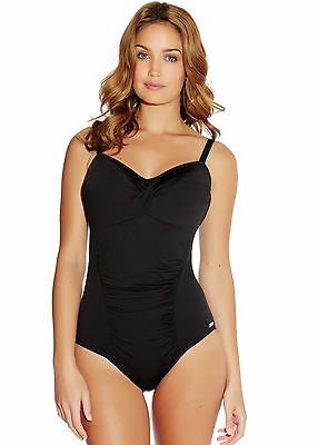 Fantasie Versailles underwired Swimsuit, 5773, black - various sizes