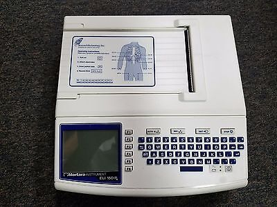 Mortara Eli 150rx Ekg Machine (Demo Machine) 6 month Warranty