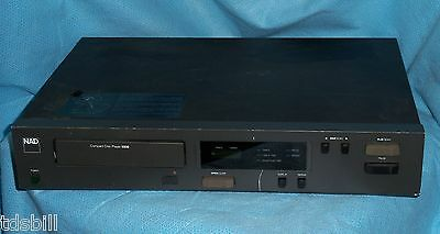 NAD Vintage Compact Disc Player 5330