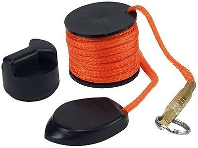 20 Feet Heavy-Duty Nylon Rope Cable Puller with Magnetic Wire Pulling System