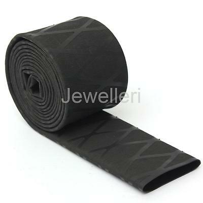 5cm Waterproof Non Slip Textured Heat Shrink Tubing 1M for Fishing Rod Pole