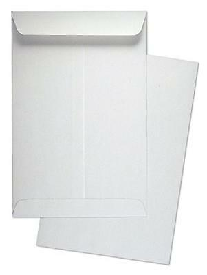 "6"" x 9"" Premium White Wove Catalog / Open End Envelopes, 500 Count- Item# SY690,"