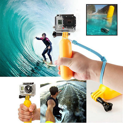 Floating Hand Grip Handle Mount Accessory Float for Gopro Hero 1 2 3+4 Camera UP