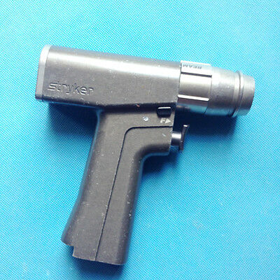 USED Stryker 6203 System 6 Rotary Drill Handpiece  with charger pin