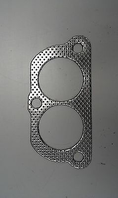 "GASKET TO SUIT 3 BOLT TWIN PORT 51mm 2""INCH FLANGE PLATE"