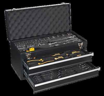 Siegen By Sealey 2 Drawer Tool Top Chest With Tools (Tool Kit) - S01055