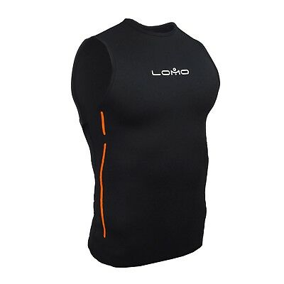 Lomo Mens 3mm Neoprene Vest Top