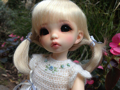 Fairyland 1/6 BJD Doll Ante (2 additional hand parts) free eyes +face make up