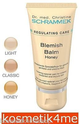 Dr. med. Christine Schrammek Kosmetik - BLEMISH BALM, 30 ml - Honey