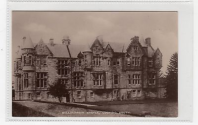 BALLIKINRAIN CASTLE, KILLEARN: Stirlingshire postcard (C2242).