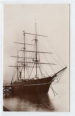 CAPT. SCOTT'S DISCOVERY: Shipping postcard (C1835).