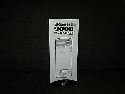 Microburst 9000 LCD Aerosol Dispenser Fragrance Spray Technical Concepts #401218