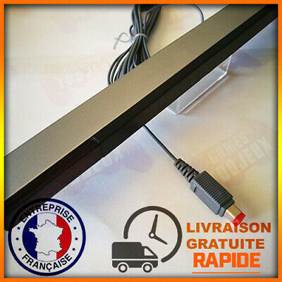 Sensor bar / capteur barre infrarouge neuf pour console WII / WII U