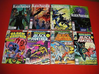 Marvel Premiere Black Panther 51 52 53  14 Black Panther  1  2  3  4  Vf+/new/nm