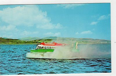 Clyde Hover Ferries Hovercraft: Shipping Postcard (C1796).