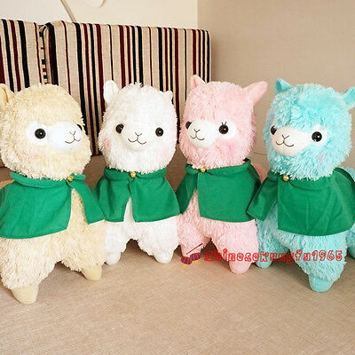18'' Alpacasso Baby Amuse Attack on Titan Corp Llama Alpaca Stuffed Plush Doll