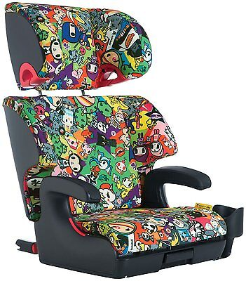 Clek Oobr Booster Car Seat Tokidoki All Over - Brand New in box