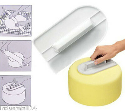 Cake Smoother Polisher Tool Fondant and Gumpaste Tools